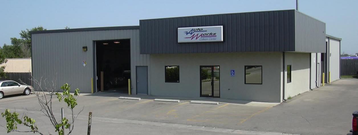 Auto Works Collision Center Building